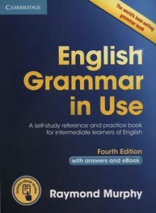 English Grammar in Use with Answers and eBook 220x300 - English Grammar in Use with answers and eBookRaymond Murphy