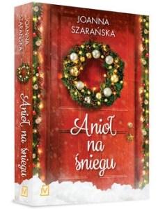 Aniol na sniegu 1 237x300 - Anioł na śniegu Joanna Szarańska