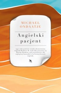 Angielski pacjent 198x300 - Angielski pacjent Michael Ondaatje