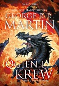 Ogien i krew. Piesn Lodu i Ognia. Czesc 2 205x300 - Ogień i krew Pieśń Lodu i Ognia Część 2 George R R Martin