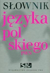 Slownik jezyka polskiego PWN 205x300 - Słownik języka polskiego PWN