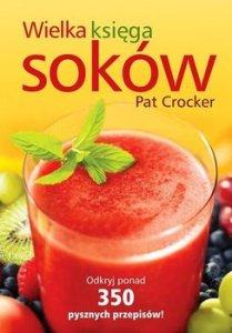 Wielka ksiega sokow 209x300 - Wielka księga soków Pat Crocker