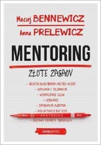 Mentoring. Zlote zasady 210x300 - Mentoring Złote zasadyMaciej Bennewicz Anna Prelewicz