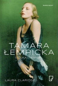 Tamara lempicka 201x300 - Tamara Łempicka Sztuka i skandalLaura Claridge