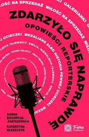 Zdarzylo sie naprawde - Zdarzyło się naprawdę Opowieści reporterskie Hanna Bogoryja-Zakrzewska Katarzyna Błaszczyk