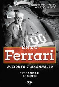 Enzo Ferrari 205x300 - Enzo Ferrari Wizjoner z MaranelloPiero Ferrari Leo Turrini