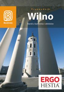 Wilno 210x300 - Wilno Barok z kamienia i obłokówJadwiga Rogoża
