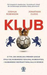 Klub 189x300 - KlubJoshua Robinson Jonathan Clegg