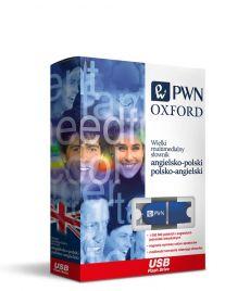 Wielki multimedialny slownik angielsko polski polsko angielski PWN Oxford - Wielki multimedialny słownik angielsko-polski polsko-angielski PWN-Oxford