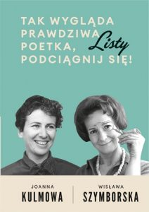 Tak wyglada prawdziwa poetka podciagnij sie 212x300 - Tak wygląda prawdziwa poetka, podciągnij się! Wisława Szymborska Joanna Kulmowa