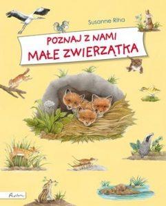 Poznaj z nami male zwierzatka 241x300 - Poznaj z nami małe zwierzątka Susanne Riha