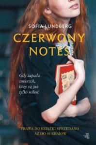 Czerwony notes 198x300 - Czerwony notes Sofia Lundberg