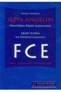 Jezyk angielski 200x300 - Język angielski Powtórka przed egzaminem Zbiór testów na poziomie egzaminu FCEMaciej Matasek