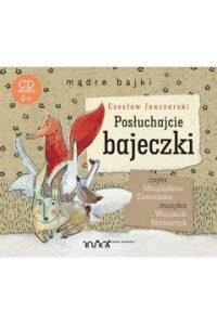 Madre bajki 200x300 - Mądre bajki Posłuchajcie bajeczki Audiobook Czesław Janczarski