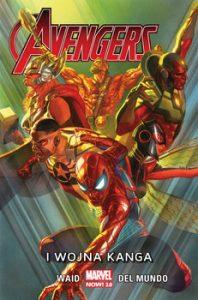 I wojna Kanga 198x300 - Avengers Tom 4 I wojna Kanga Mark Waid Mike Del Mundo