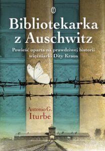 Bibliotekarka z Auschwitz 209x300 - Bibliotekarka z Auschwitz Antonio Iturbe