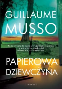 Papierowa dziewczyna 209x300 - Papierowa DziewczynaGuillaume Musso