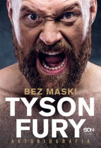 Tyson Fury 205x300 - Tyson Fury Bez maski Autobiografia