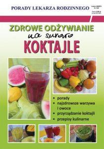 Koktajle 210x300 - Zdrowe odżywianie Na surowo KoktajleMonika Basse