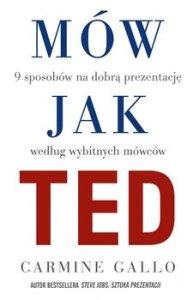 Mow jak TED 193x300 - Mów jak TedCarmine Gallo