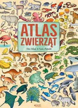 Atlas zwierzat - Atlas zwierzątNicolas Grimaldi