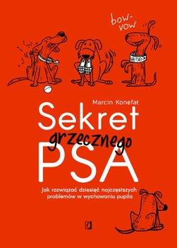 Sekret grzecznego psa - Sekret grzecznego psaMarcin Konefał
