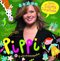 Pippi Ponczoszanka - Pippi pończoszanka Astrid Lindgren
