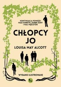 Chlopcy Jo - Chłopcy JoLouisa May Alcott