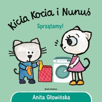 Kicia Kocia i Nunus Sprzatamy - Kicia Kocia i Nunuś SprzątamyAnita Głowińska