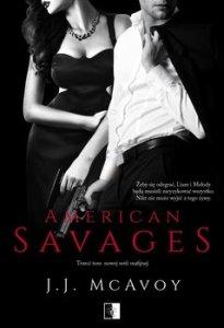 American Savages - American Savages Ruthless People Tom 3J J McAvoy