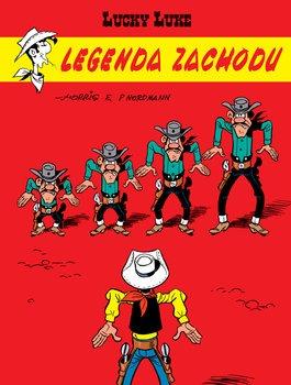 Legenda Zachodu - Lucky Luke Legenda Zachodu