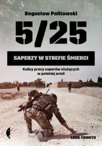 Saperzy w strefie smierci - 5/25 Saperzy w strefie śmierciBogusław Politowski