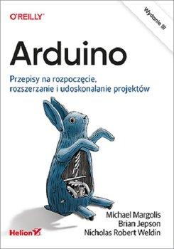 Arduino. - Arduino Przepisy na rozpoczęcie rozszerzanie i udoskonalanie projektów