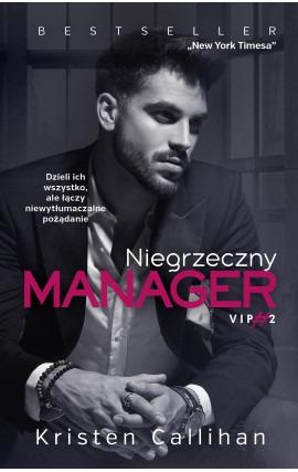 Niegrzeczny manager - Niegrzeczny managerKristen Callihan