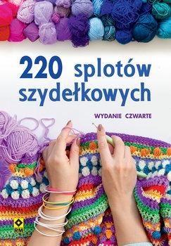 220 splotow szydelkowych - 220 splotów szydełkowych