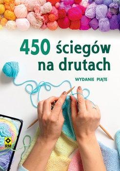 450 sciegow na drutach - 450 ściegów na drutach