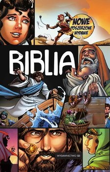 Biblia. Komiks - Biblia Komiks