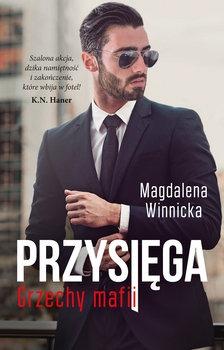 Przysiega Grzechy mafii - Przysięga Grzechy mafiiMagdalena Winnicka