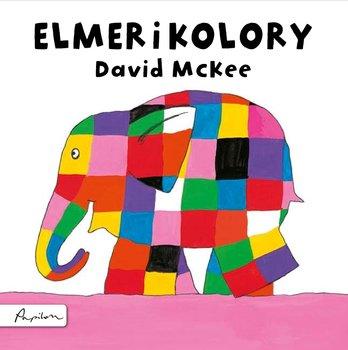 Elmer i kolory - Elmer i koloryDavid Mckee