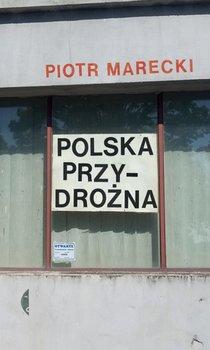 Polska przydrozna - Polska przydrożnaPiotr Marecki