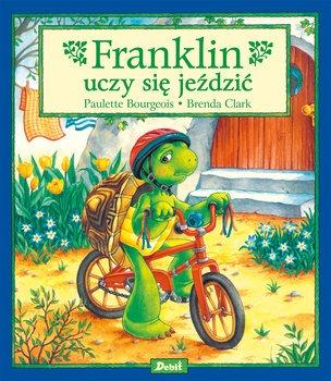 Franklin uczy sie jexdzic - Franklin uczy się jeździćPaulette Bourgeois Brenda Clark