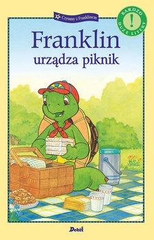 Franklin urzadza piknik - Franklin urządza piknik