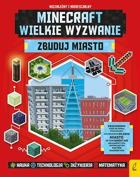 Minecraft - Minecraft Wielkie wyzwanie Zbuduj miasto