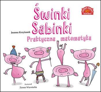 swinki Sabinki - Świnki Sabinki Praktyczna matematykaJoanna Krzyżanek