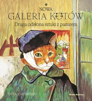 Nowa galeria kotow - Nowa galeria kotów Druga odsłona sztuki z pazuremSusan Herbert