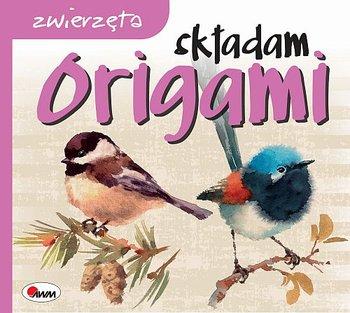 origami zwierzeta - Składam origami zwierzęta