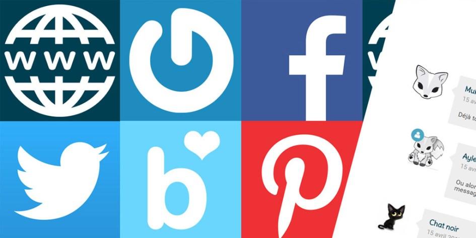 Identité numérique - twitter