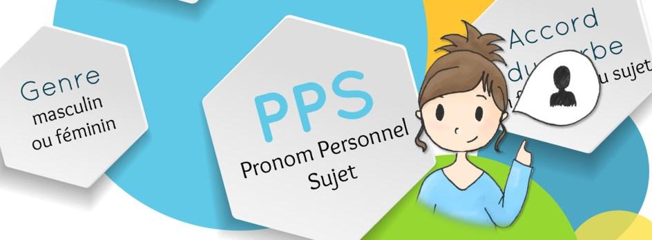 Pronoms Personnels Sujets