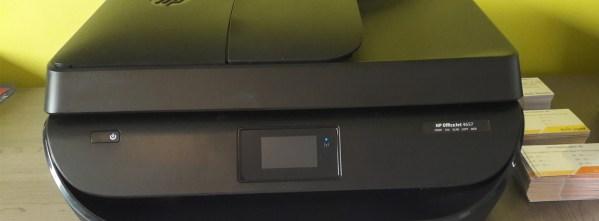 Imprimante HP et cartouches HP