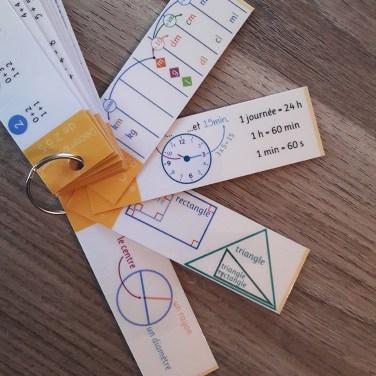 Mémo géométrie, grandeurs et mesures